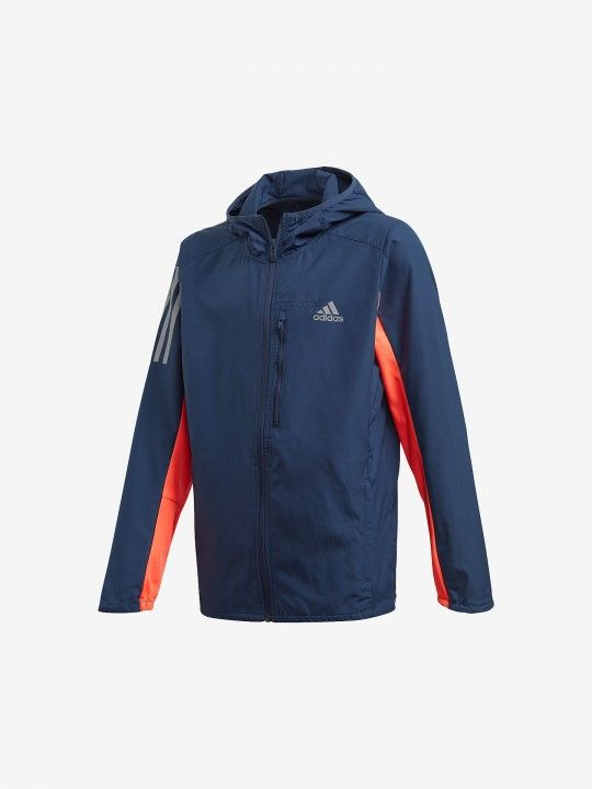 Chaqueta Adidas Own The Run Windbreaker