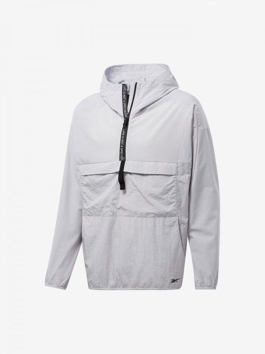 Casaco Reebok Training Supply Anorak