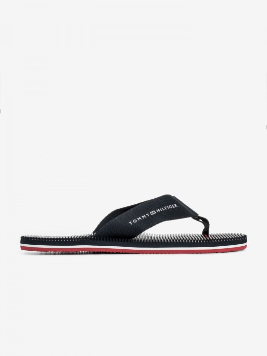 CHINELOS TOMMY HILFIGER MASSAGE FOOTBED