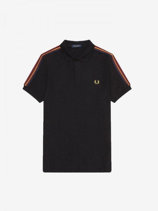 Pólo Fred Perry Taped Side