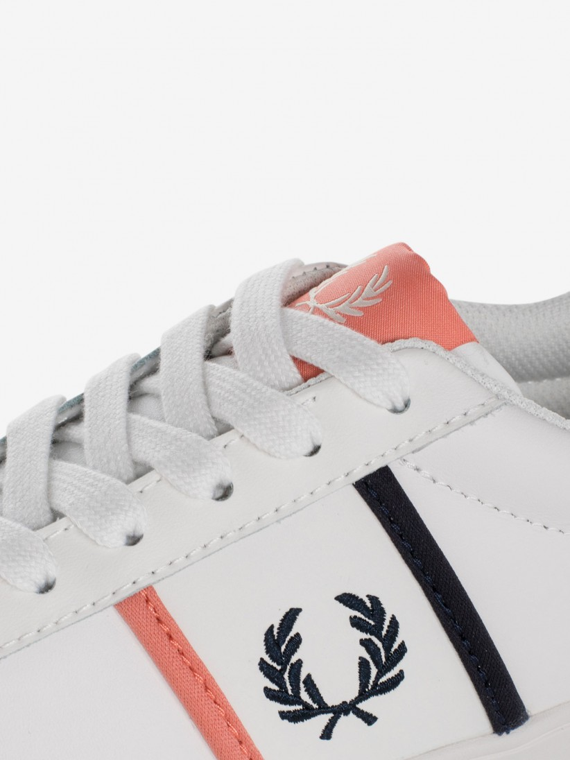 Sapatilhas Fred Perry Tricolor