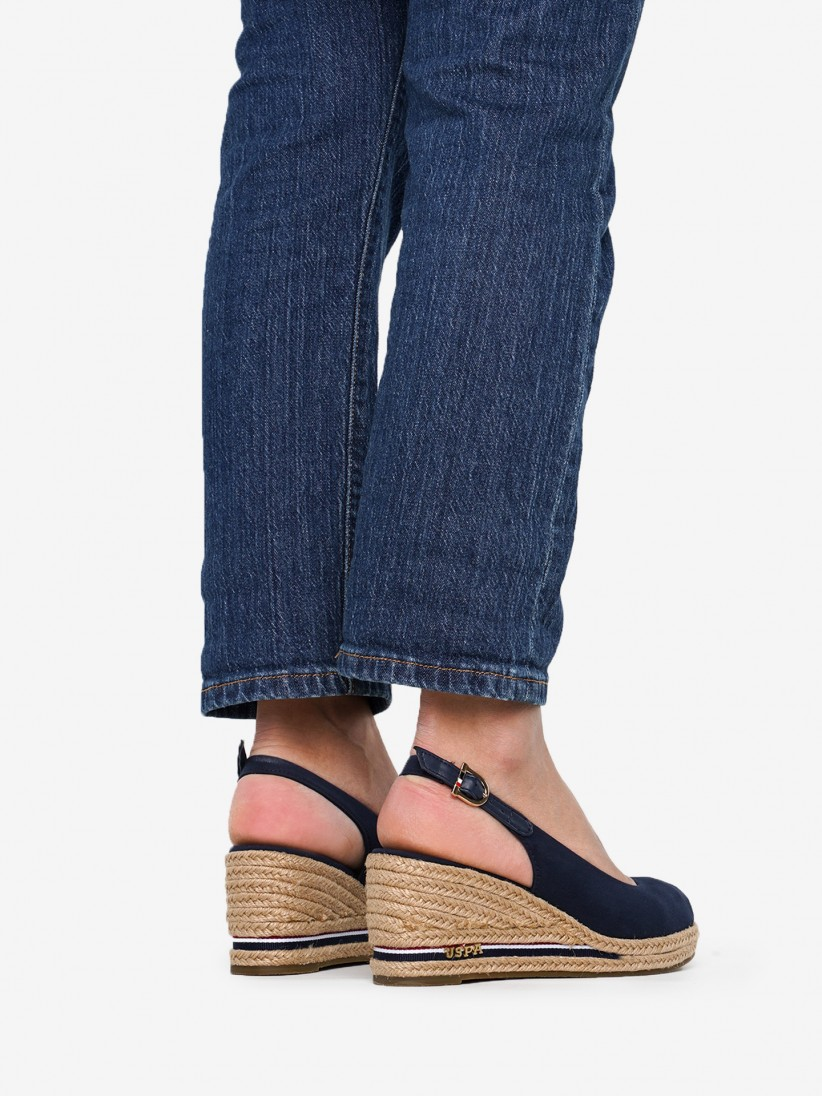 SANDALIAS U.S.POLO MADELYN ROPE