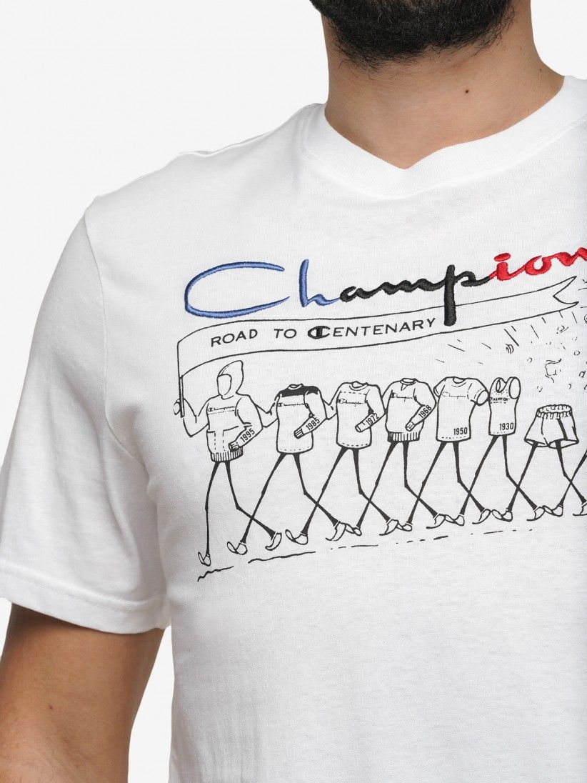 T-shirt Champion Centenary