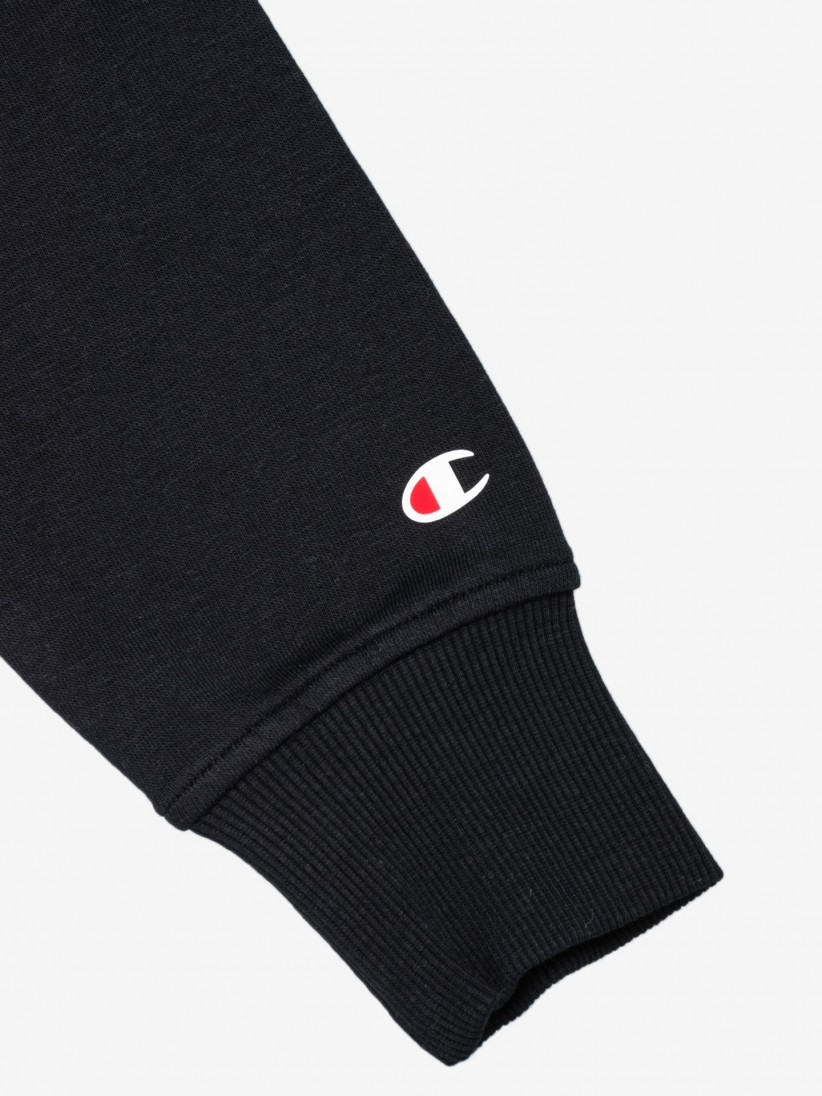 Champion Logo Blast Sweater