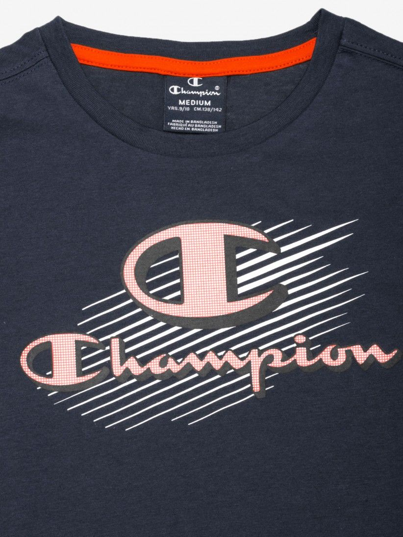 Camiseta Champion K Graphic