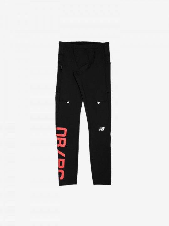 LEGGINGS NEW BALANCE PRINTED IMPACT RUN