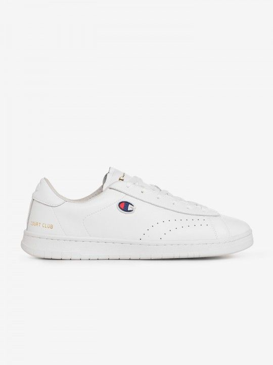 Champion Low Cut Court Club Sneakers