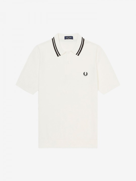 Pólo Fred Perry Textured Knit