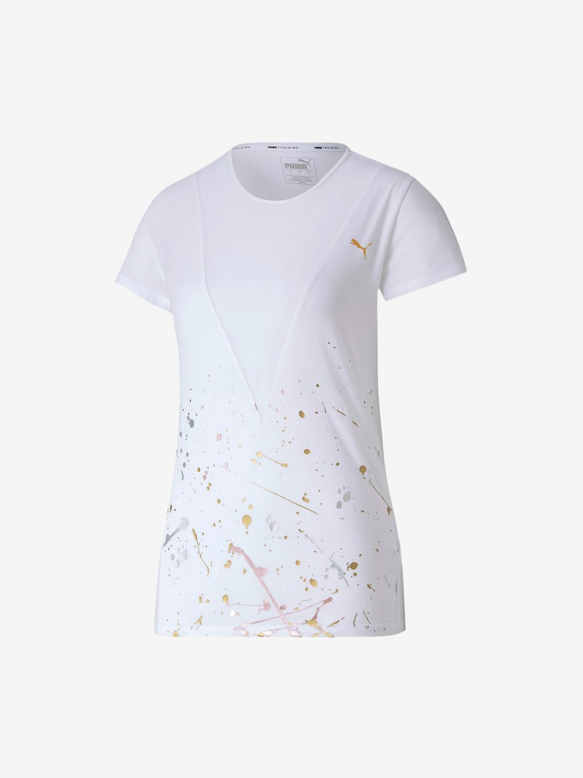 Puma Metal Splash Deep T-shirt