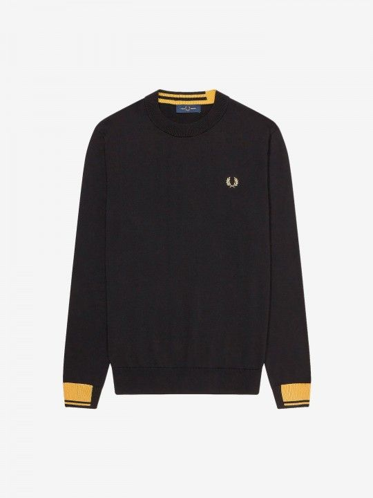 Sudadera Fred Perry Abstract