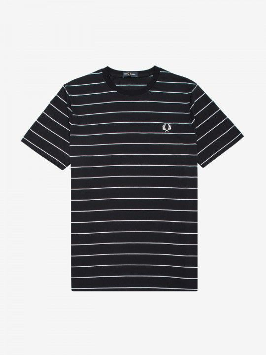 Camiseta Fred Perry Fine Stripe