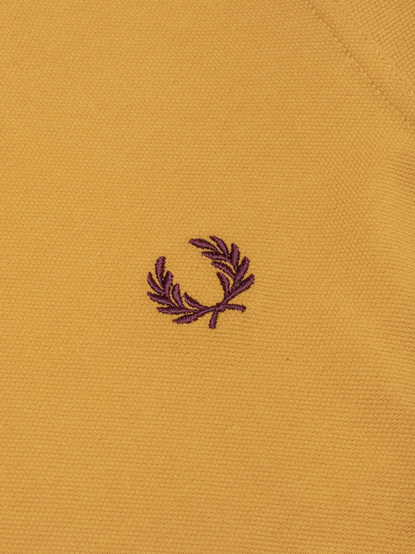 Pólo Fred Perry Tonal Panel