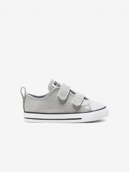 Converse All Star Chuck Taylor Coated Glitter Sneakers