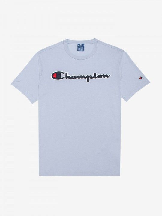T-Shirt Champion Satin Script