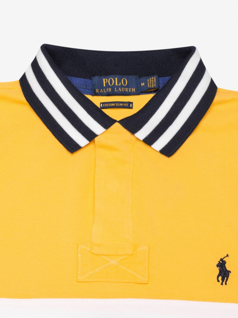 Polo Ralph Lauren TriColor Polo Shirt
