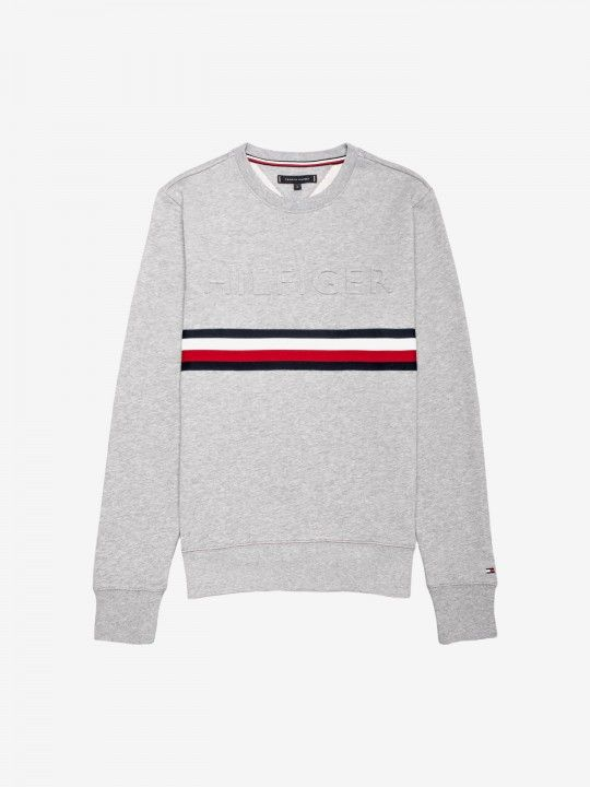 Tommy Hilfiger Embossed Sweater