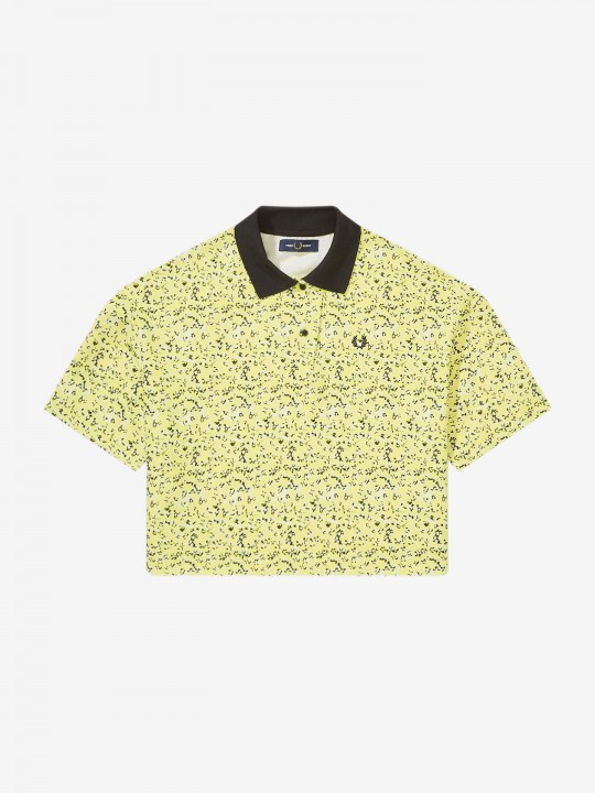 Fred Perry Kate Cadbury Polo Shirt