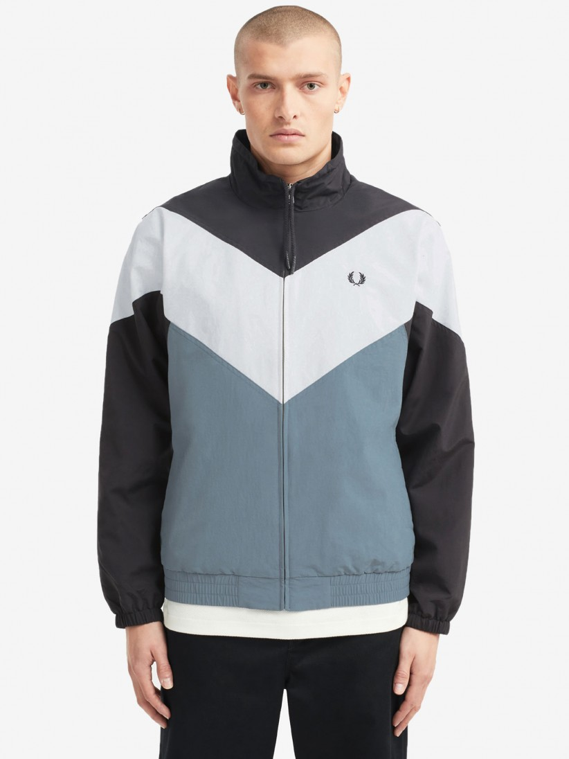 Chaqueta Fred Perry Authentic Chevron