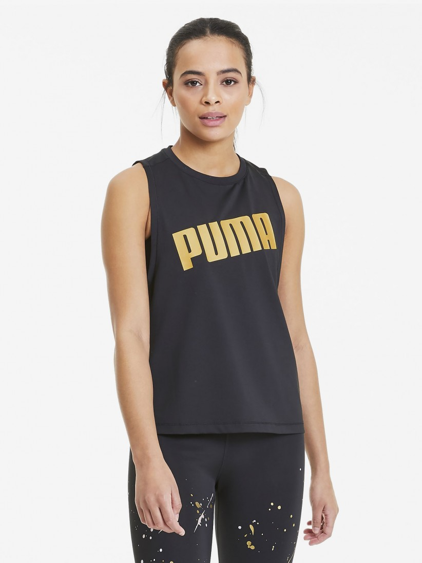 T-shirt Puma Metal Splash Adjustable