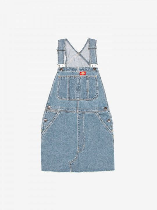 Dickies Hopewell Denim Overalls