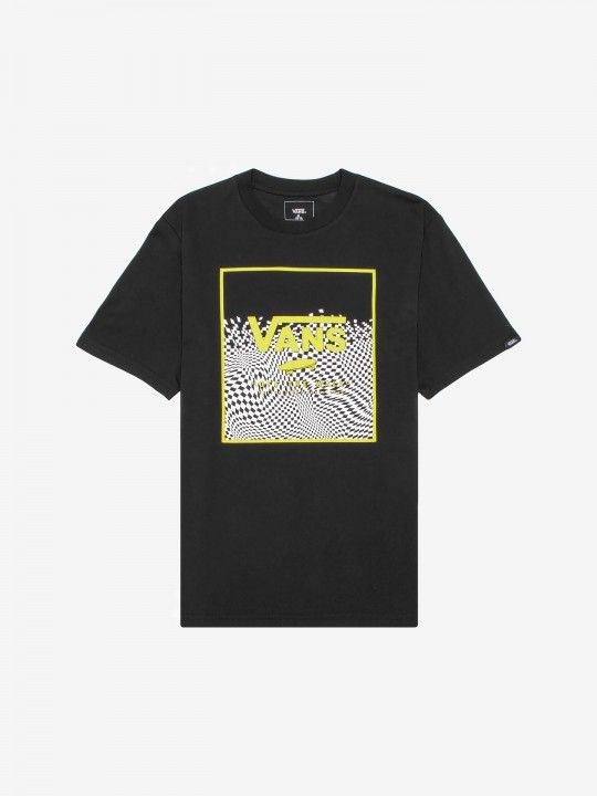 Vans By Print Box Boys T-Shirt
