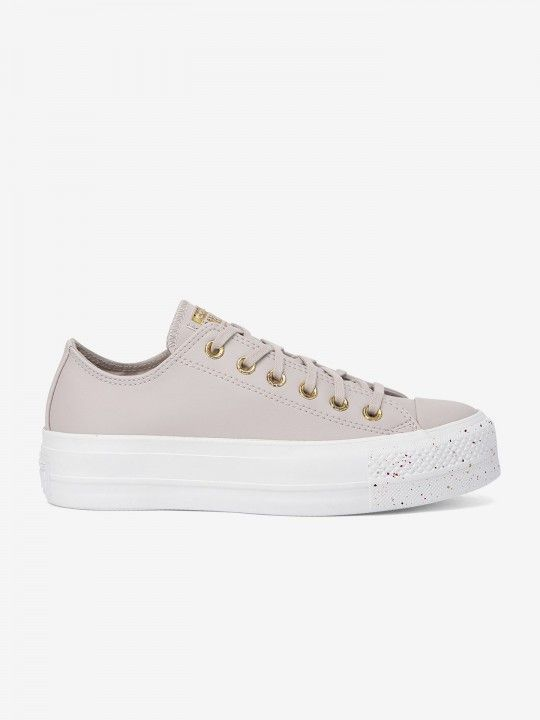 Chuck Taylor All Star Speckled Lift Low Top Sneakers