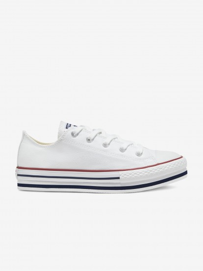 Converse All Star Chuck Taylor Lift Low Sneakers
