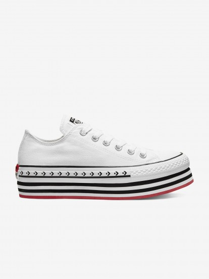 Converse All Star Chuck Taylor Platform Sneakers