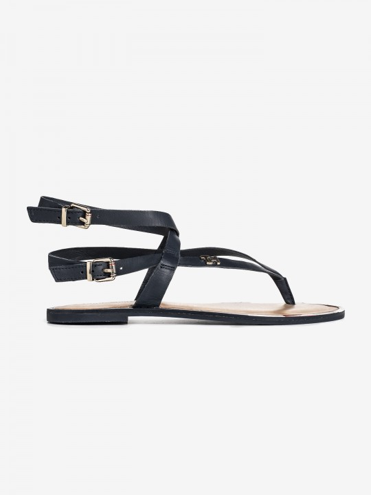 Tommy Hilfiger Iconic Monogram Sandals