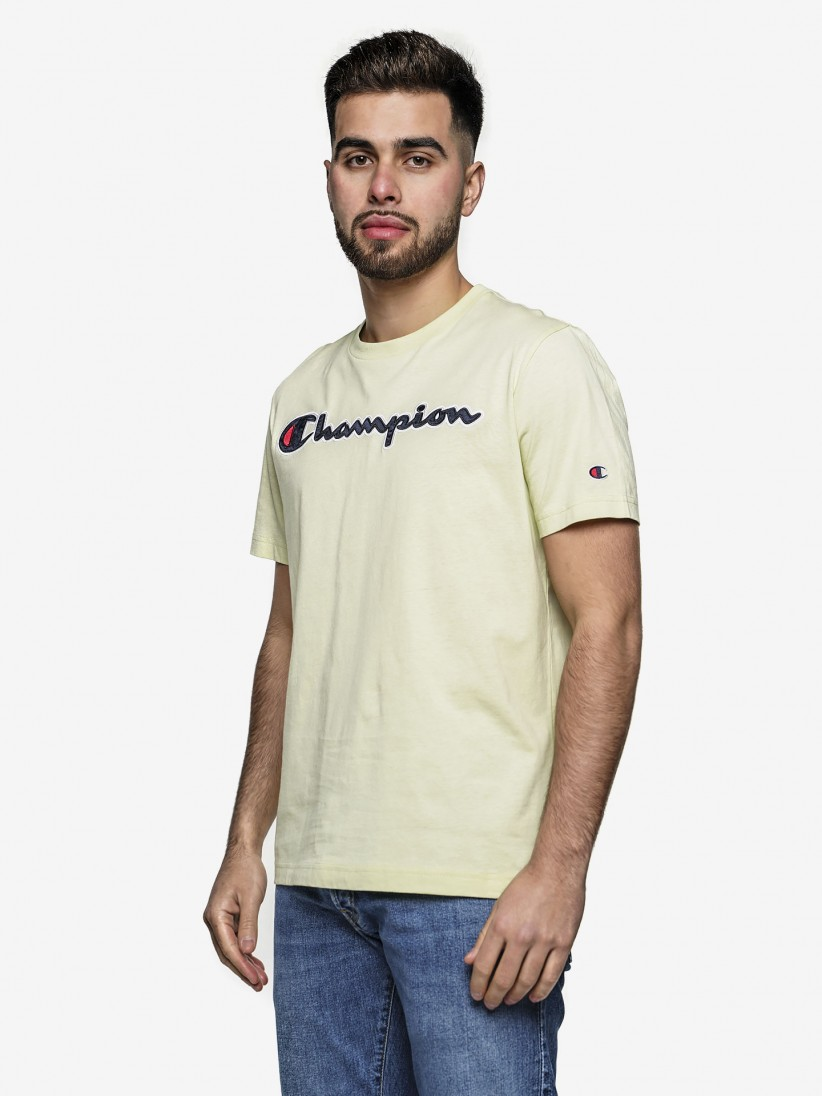 Champion Satin Script T-Shirt