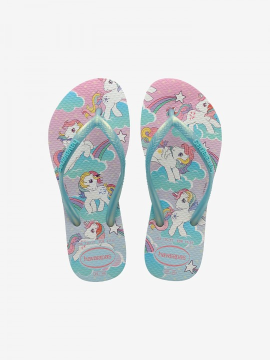 Havaianas Kids Slim My Little Pony Flip Flops