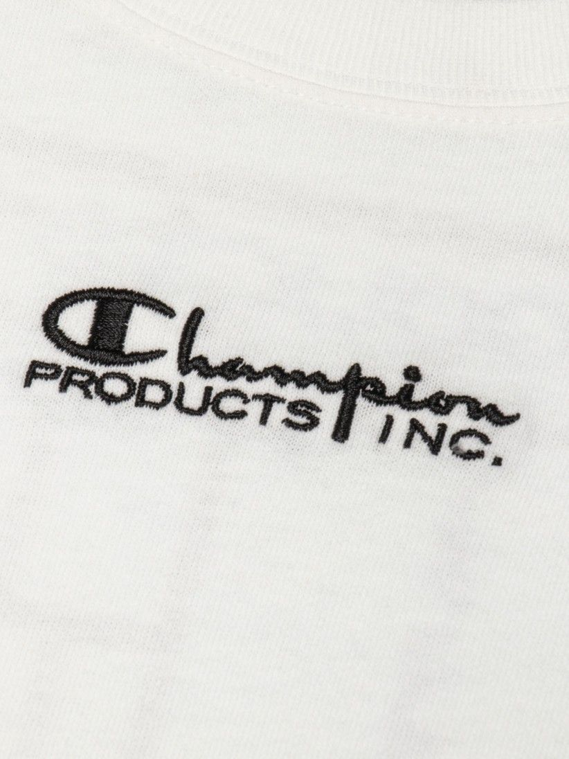 Camiseta Champion Embroidery Logo