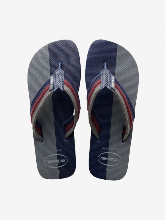 Havaianas Urban Color Block Flip Flops