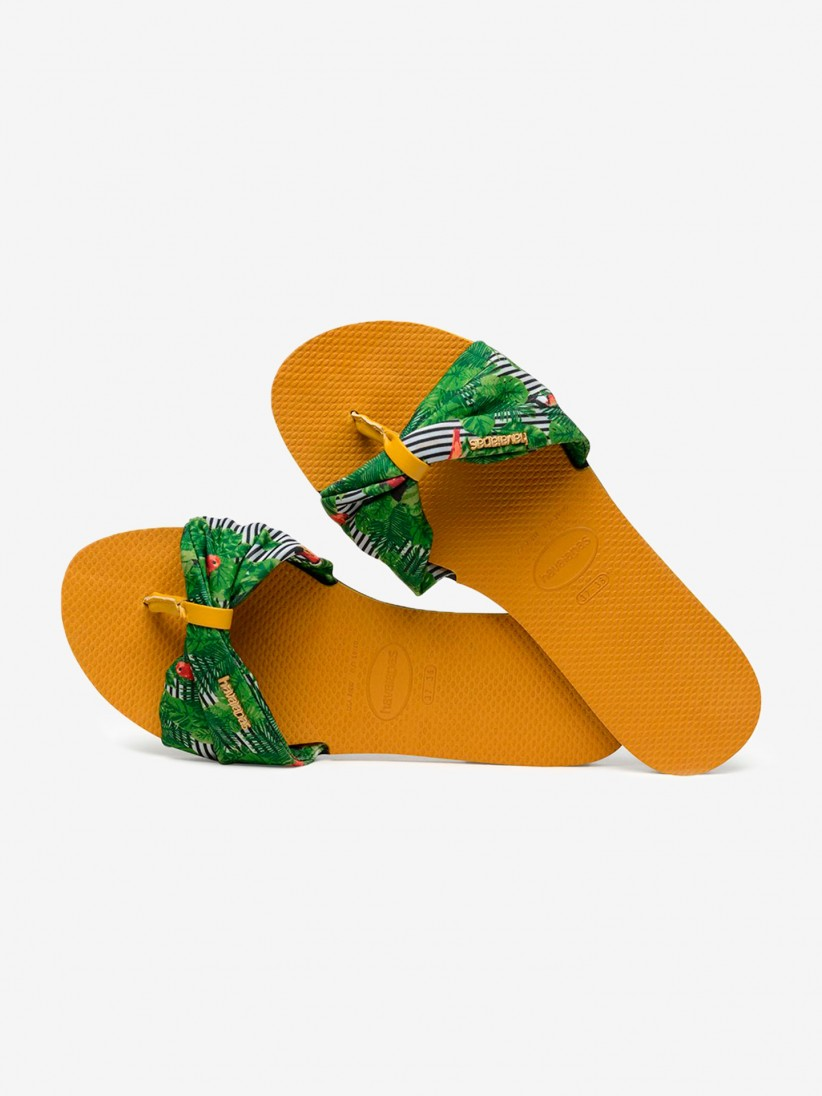 Chinelos Havaianas You Saint Tropez