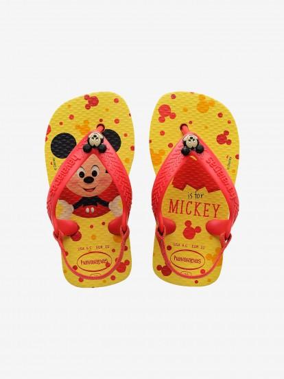Havaianas Baby Disney Classics II Flip Flops