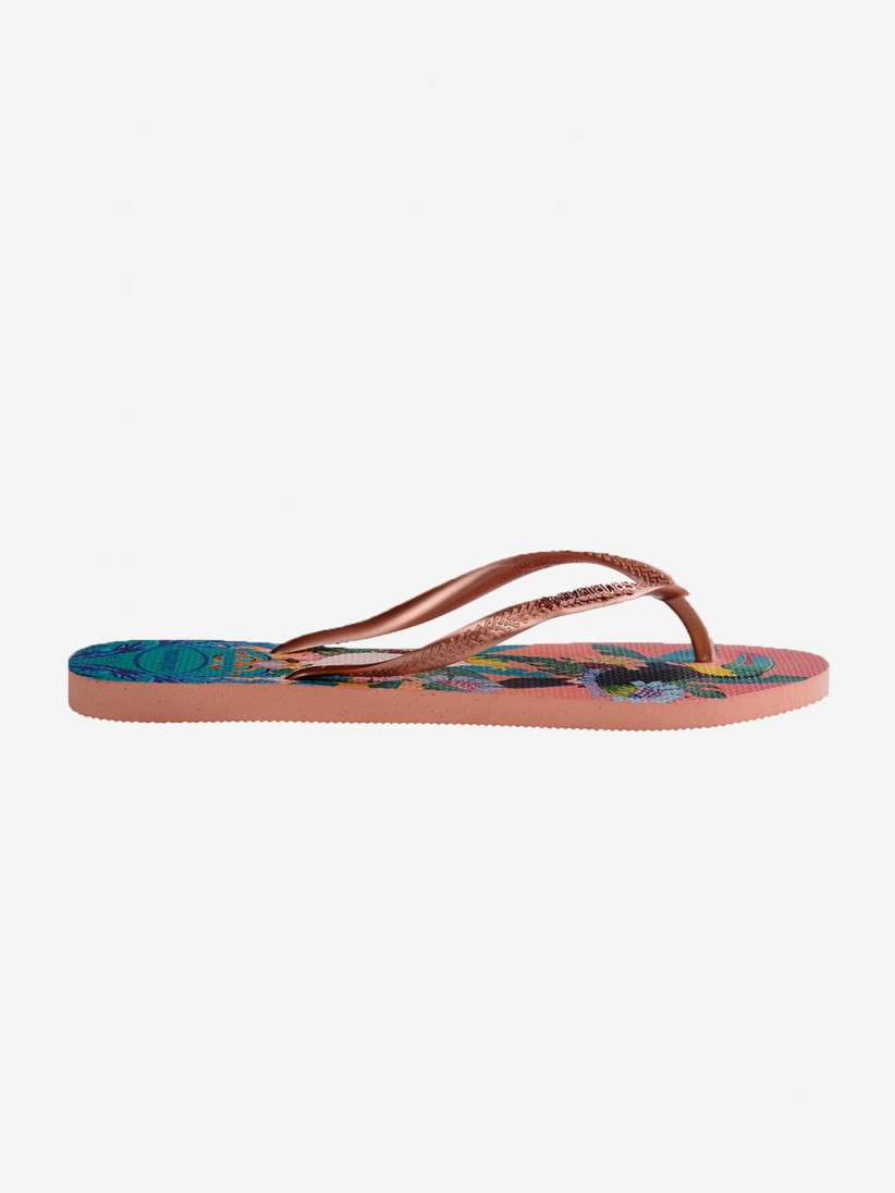 Chinelos Havaianas Slim Tropical