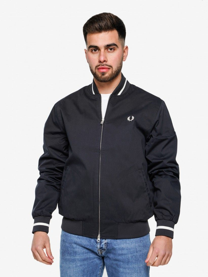 Chaqueta Fred Perry Tennis Bomber