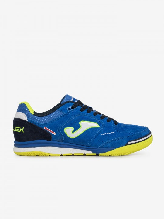 Joma Top Flex Nobuck 804 Royal IN Trainers