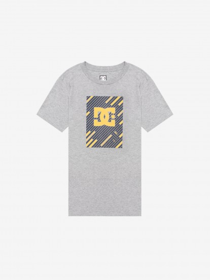 T-shirt DC Sketchy Zone SS