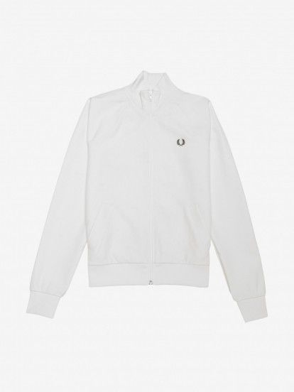 Fred Perry Track Tape Detail Jacket