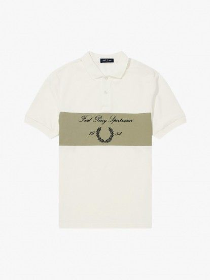 Fred Perry Archive Polo Shirt