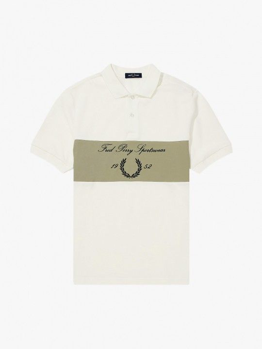 Polo Fred Perry Archive