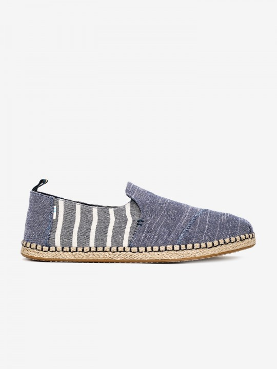 Desconstructed Toms Espadrilles