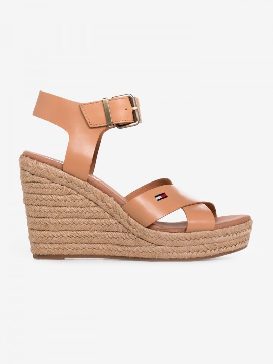 Tommy Hilfiger Natural Sandals
