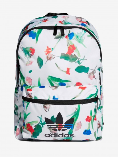 Adidas Classic Floral Backpack