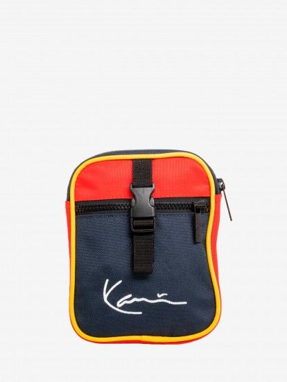 Karl Kani Block Messenger Bag