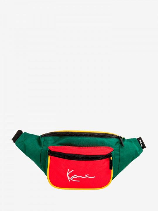 Karl Kani Signature Block Waist Bag