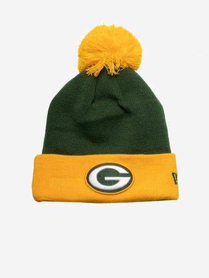New Era Pop Team Green Bay Packers Beanie