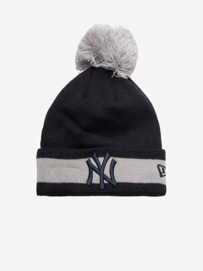 New Era Character Stripe New York Yankees Beanie