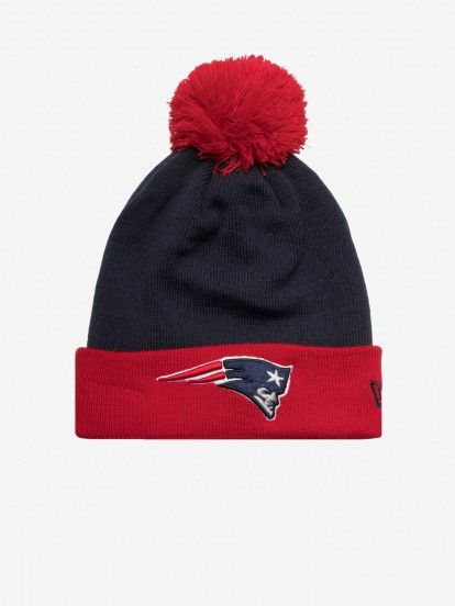 New Era Pop Team New England Patriots Beanie